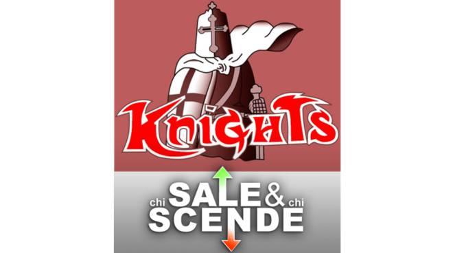 Il borsino dei Knights Legnano