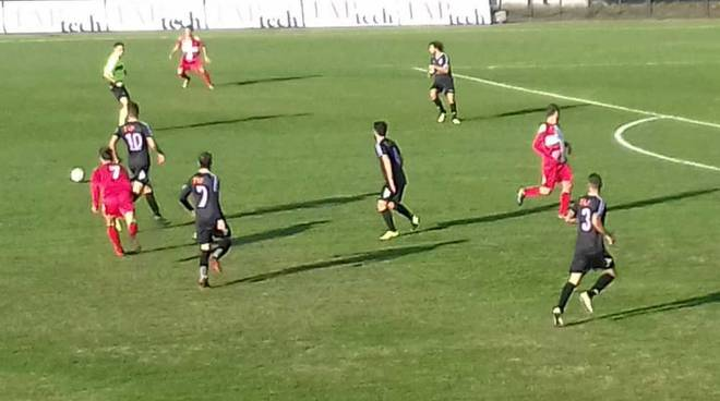 Legnano-Accademia Pavese 1-1