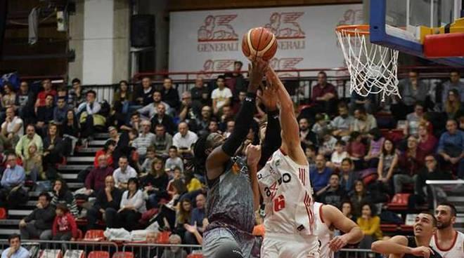 Legnano-Rieti 78-76