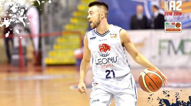 Leonis Roma-Knights Legnano 90-73