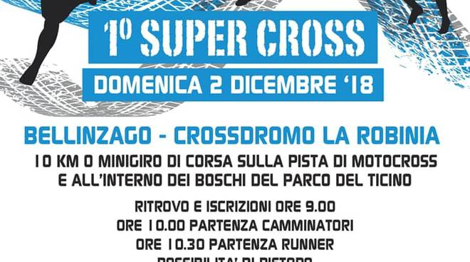 Super Cross Insieme Per Gaia