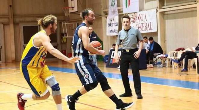 Team Battaglia Mortara - Robur Basket Saronno 94-96
