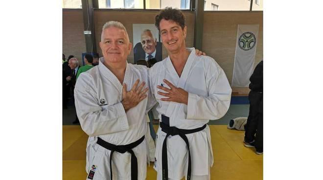 Tre nuove cintire nere per il Jissen Dojo Karate Abbiategrasso