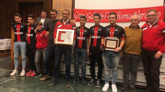 U.S. Legnanese vince la classifica a squadre del Challenge Ciclovarese 2018