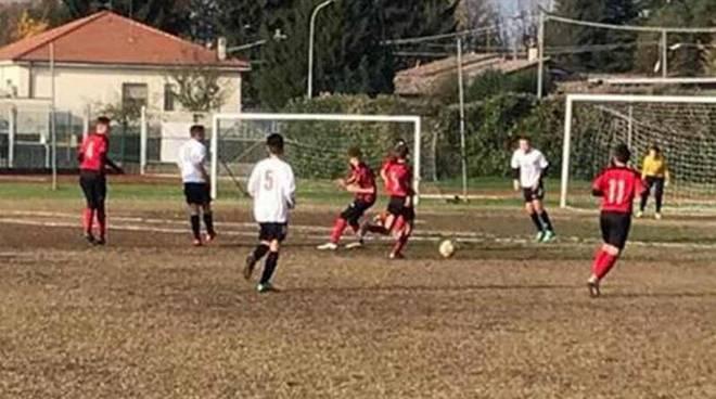 Under 14 Mocchetti-Canegrate Calcio 0-6