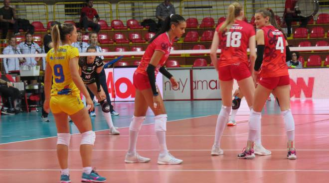 UYBA-Dresdner SC 3-2