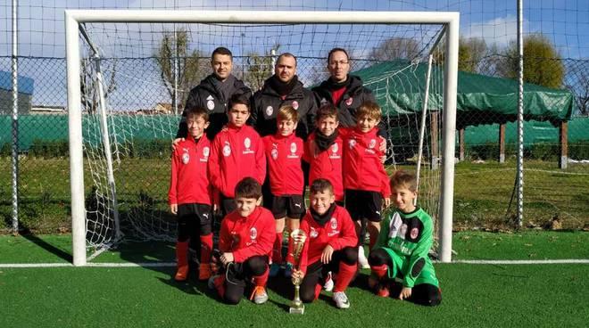 13 ° Academy Cup Orbassano 2010 Rossa Canegrate Calcio