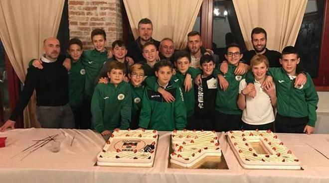 70° anniversario Accademia Calcio Vittuone