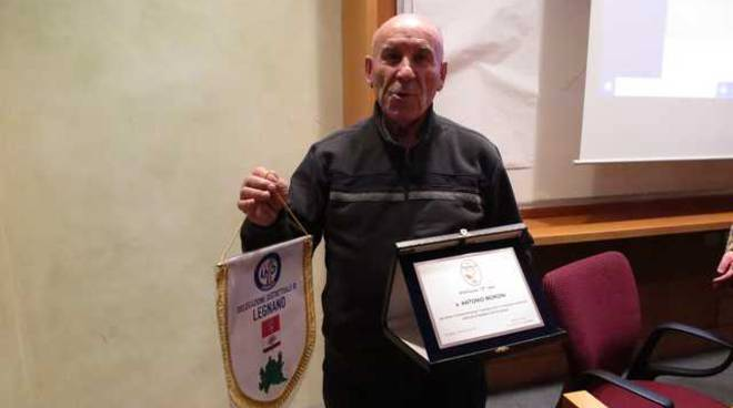 75° anniversario FC Parabiago