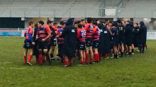 Accademia Nazionale Francescato - Rugby Parabiago 24-14