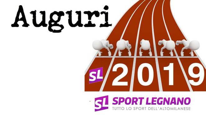 Auguri di buon 2019 da Sport Legnano