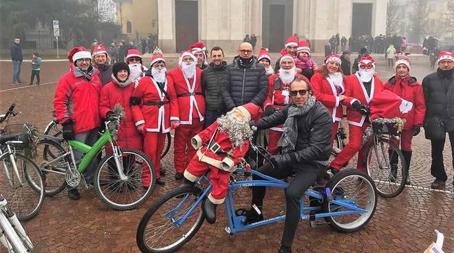 BICIcliAMO Natale a Parabiago