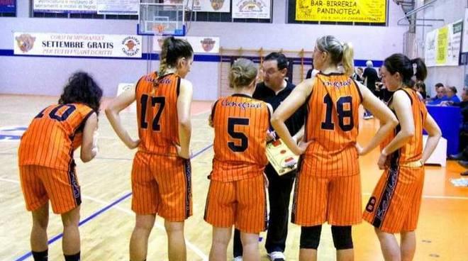 Bulldog Basket Canegrate Serie B