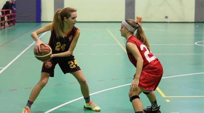 Bulldog Basket Canegrate Under 18 Alessia Viola