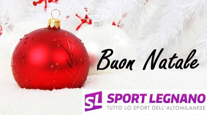 Buon Natale da Sport Legnano