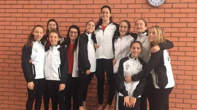 Campionato Ragionale Nuoto Sincronizzato Rari Nantes Legnano