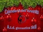 SkillXmas il calendario dell\'Avvento della ritmica Canegrate
