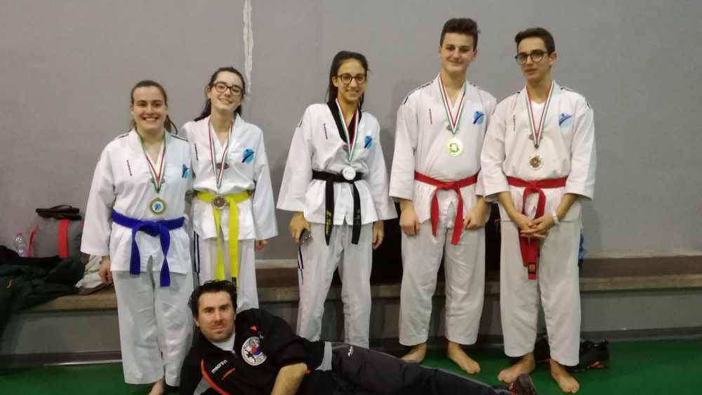 Centro Taekwondo Busto Arsizio e Bienate