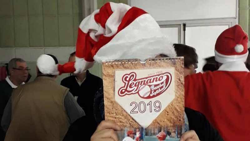 Festa di Natale Legnano Baseball Softball