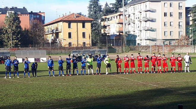 Folgore Legnano-San Marco Busto Arsizio 3-1