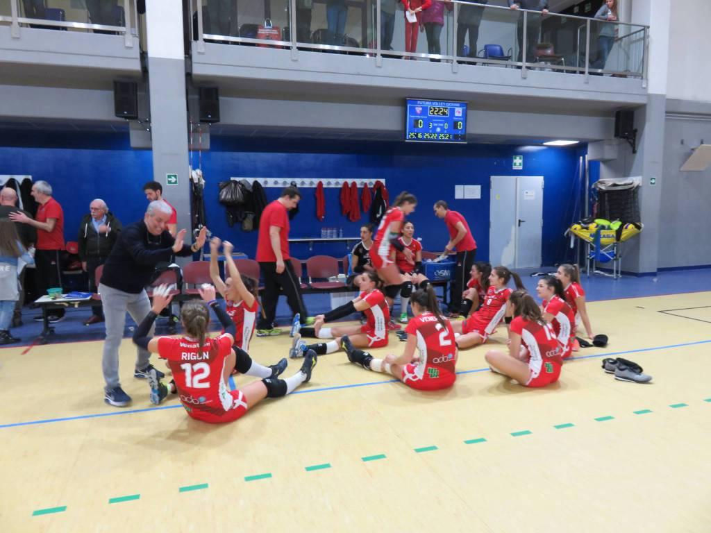 Futura Volley Giovani-Acciaitubi Picco Lecco 3-0