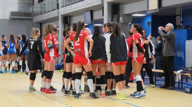 Futura Volley Giovani-Club Italia 3-1