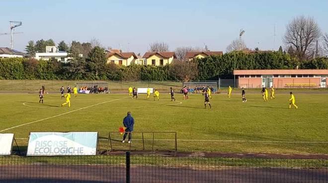 Juniores Union Villa Cassano-Legnano 2-1