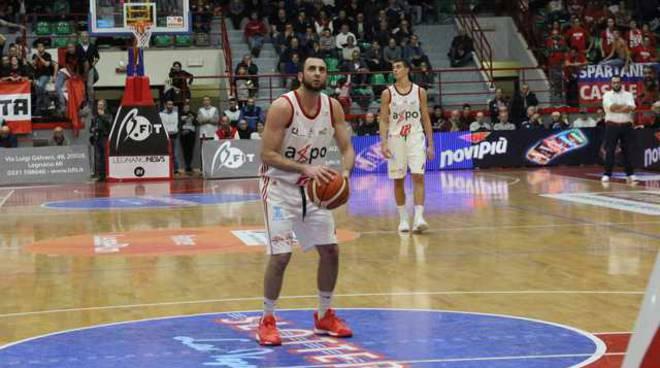 Knights Legnano-Casale 84-88