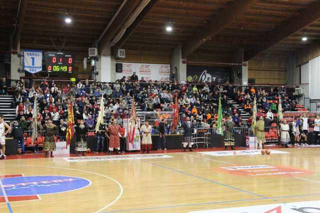 Knights Legnano-Tortona 57-77