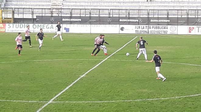 Legnano-Città di Vigevano 0-1
