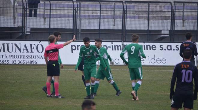 Legnano-Union Villa Cassano 2-1