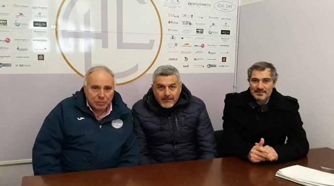 Mario Tajè, Maurizio Salese e Giuseppe Fiorito