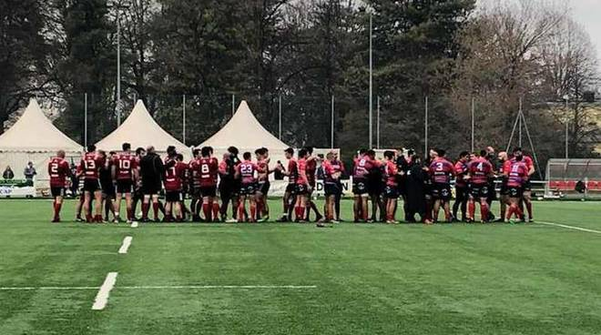 Parabiago manca di un soffio la vittoria nel derby con Rugby Milano