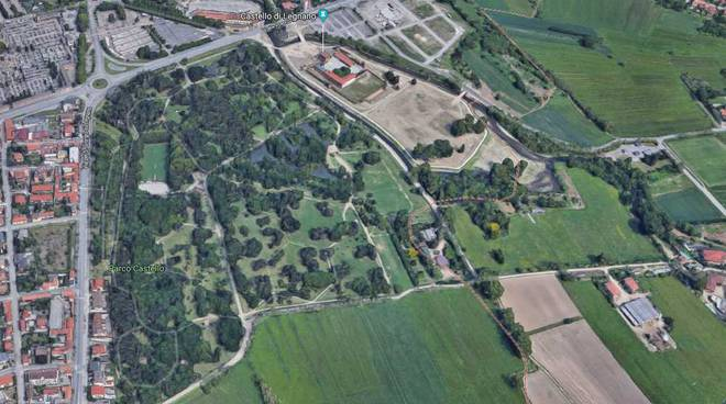Parco del Castello Legnano