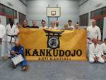 Passaggio di cintura per i piccoli karateka Kankudojo