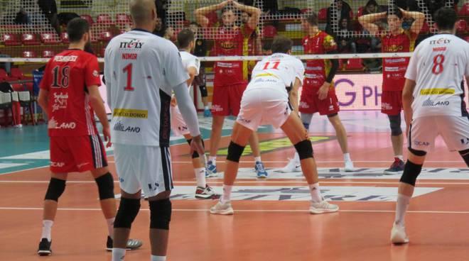 Revivre Axopower Milano-Tonno Callipo Vibo Valentia 3-0