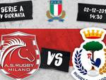 Rugby Milano-Rugby Parabiago