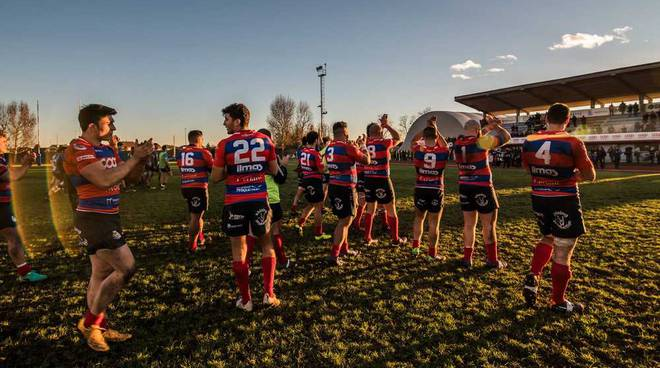 Rugby Parabiago - CUS Ad Maiora Rugby 1951 17 - 11