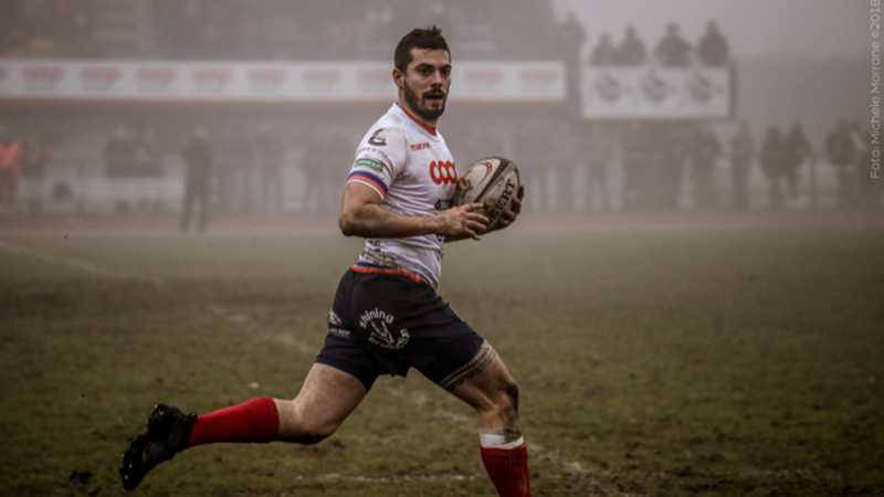 Rugby Parabiago - Cus Milano 37-22