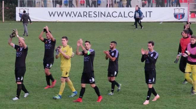 Varesina-Legnano 1-3