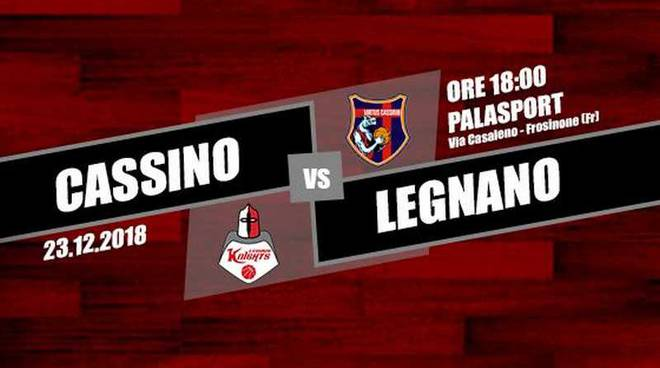 Virtus Cassino-Legnano