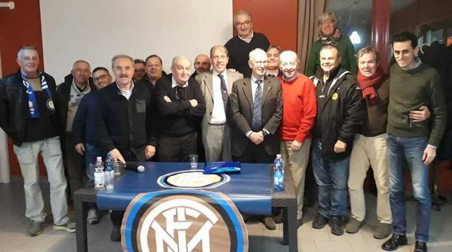 Alberto Cerruti incontra l'Inter Club Legnano