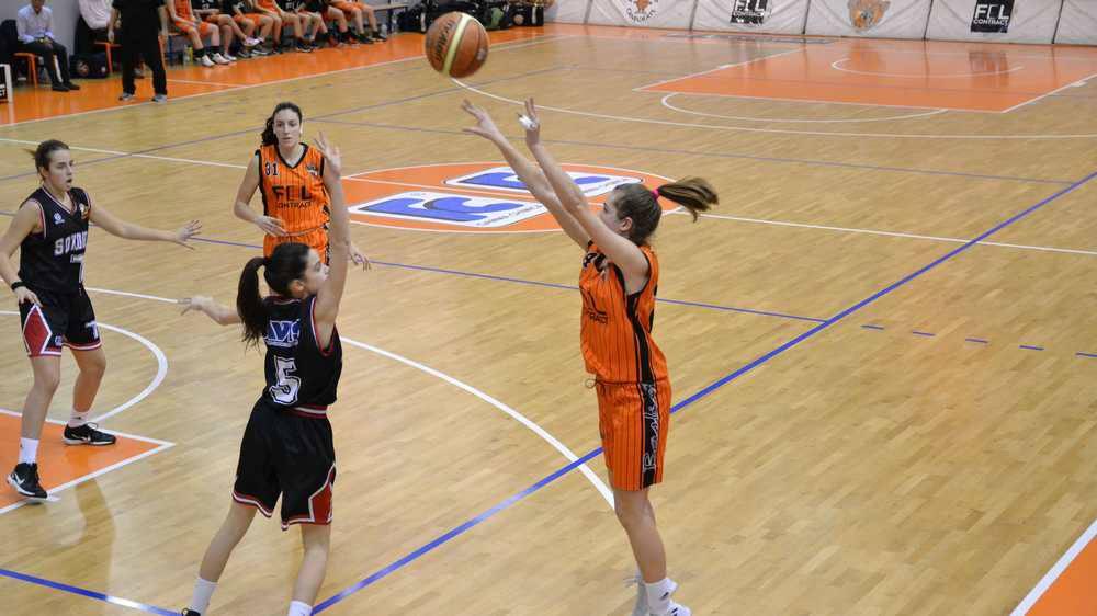 Alessia Viola Bulldog Basket Canegrate