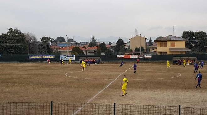Ardor Lazzate - Union Villa Cassano 2-2