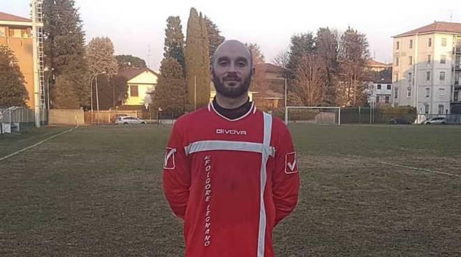 Davide Bertola Folgore Legnano
