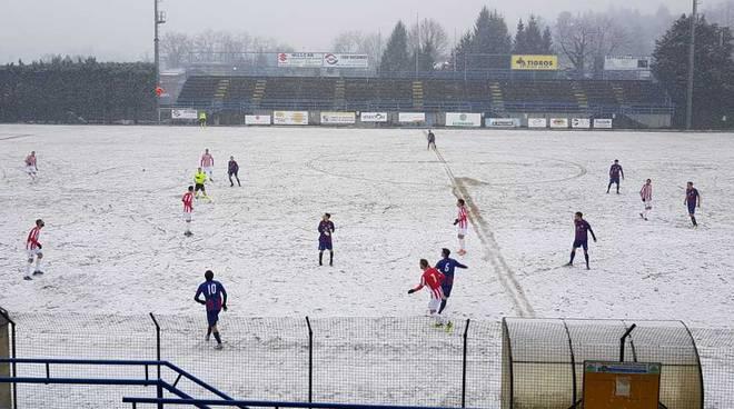 Busto 81-Union Villa Cassano rinviata per neve