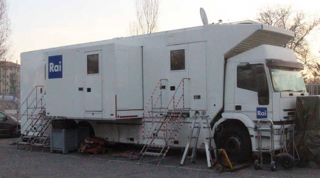 Camion regia RAI TV