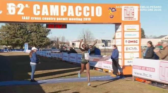 Campaccio 2019, alla turca Can la gara femminile