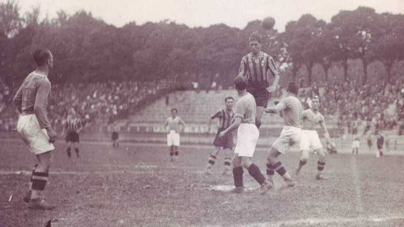 Campionato Serie A 1930/31 XIII giornata di ritorno 7 giugno 1931 Ambrosiana-Legnano 3-0