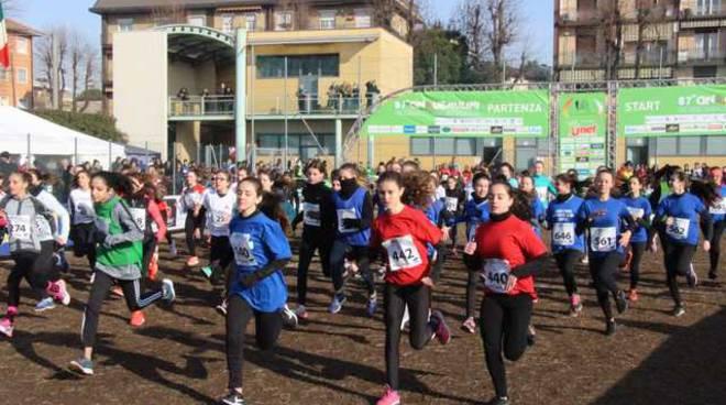 Cinque Mulini Studentesca - Medie gara 3 femminile